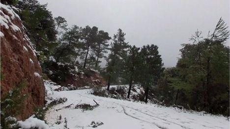Este domingo bajarán las temperaturas en la Región y podría nevar