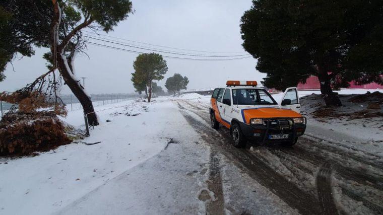 Las carreteras en la Región recuperan poco a poco la normalidad