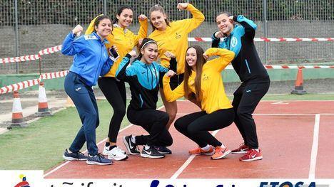 FOTOS Gran papel de nuestros atletas en Cartagena y Alguazas