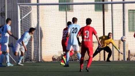 El EF Alhama Bavinor empata contra el líder (0-0) en el José Kubala