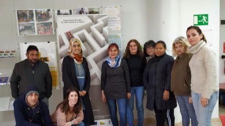 34 personas inician el curso de Proyecto Labor en Alhama y Totana