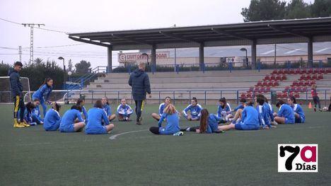 V. El Alhama CF ElPozo vuelve a verse las caras con el Málaga CF Fem.