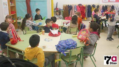 VÍD. Econectando Pedanías homenajeará al colegio de El Berro