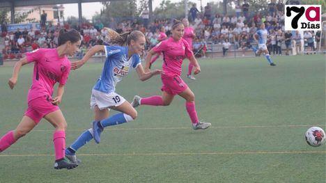 El Alhama CF ElPozo cae ante el Málaga CF Femenino (3-2)