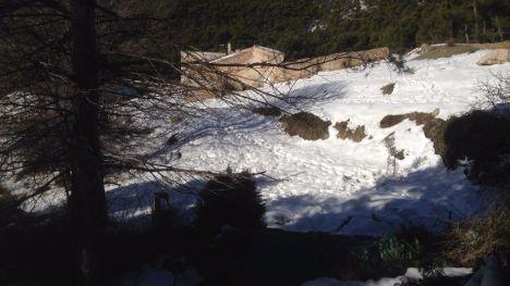 Abren los accesos a Sierra Espuña por La Perdiz y Las Alquerías