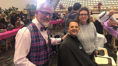 D'Genes agradece el éxito de 'Solidarios por los pelos'