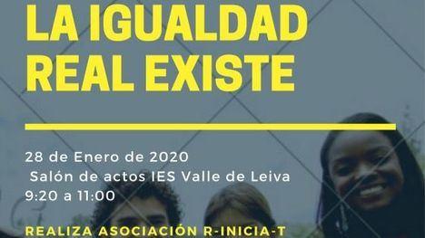 'La igualdad real existe', inaugura la Semana Cultural del V. de Leiva
