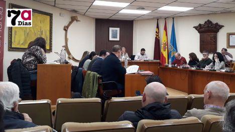Valoración del PSOE de Alhama del pleno de enero de este martes