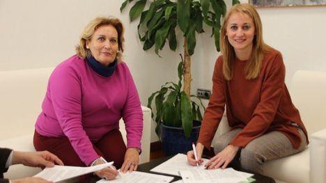 Ayuntamiento y La Candelaria firman el acuerdo para las fiestas