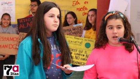 Marcha solidaria del IES Miguel Hernández por la