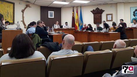 El Pleno acuerda impulsar la ampliación del Centro de Salud