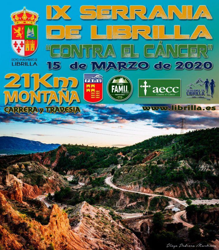 La nueva edición de la Serranía de Librilla colabora con la AECC