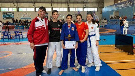 FOTOS Espectacular estreno del Club de Judo en el Grappling-GI