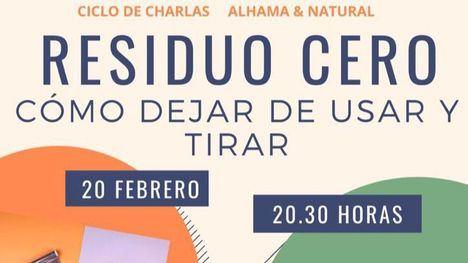 Alhama & Natural vuelve el jueves 20 al Museo Los Baños