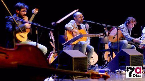 Juan José Robles opta a cuatro premios MIN de música independiente
