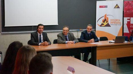 Arranca la 2º edición del Business Talent del Grupo Fuertes y la UMU