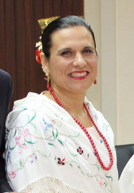 La alhameña Pepi García Peña, Premio Violeta 2019