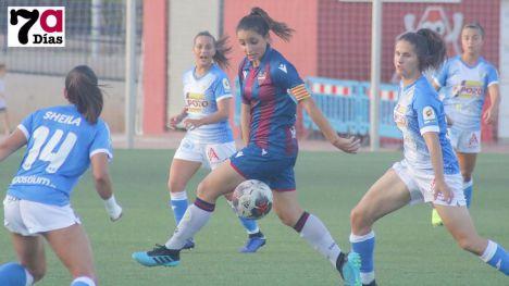 El Alhama se trae los tres puntos del partido contra el Levante (1-2)