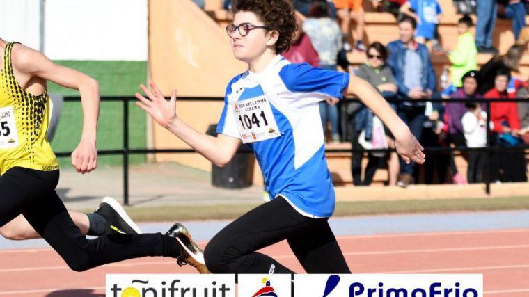 Imagen de archivo de Andrés Belchí, del Club Atletismo Alhama.