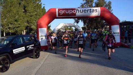 Gran papel del Alhama Coym en el VIII San Jorge Dragon Trail