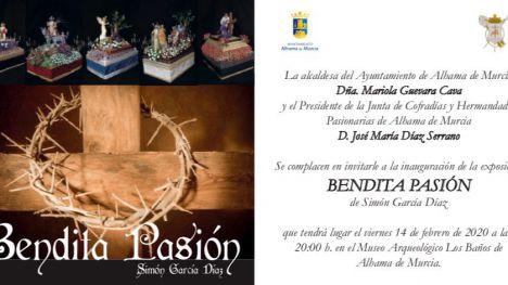 Simón García inaugura la exposición 'Bendita Pasión' este viernes