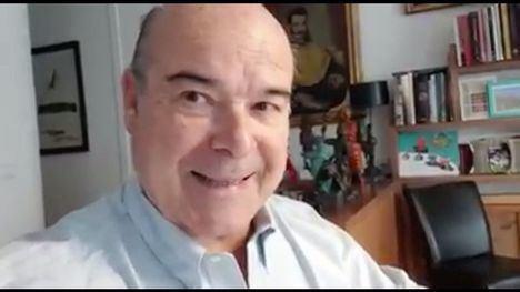 VÍDEO Antonio Resines se declara fan del Alhama CF ElPozo