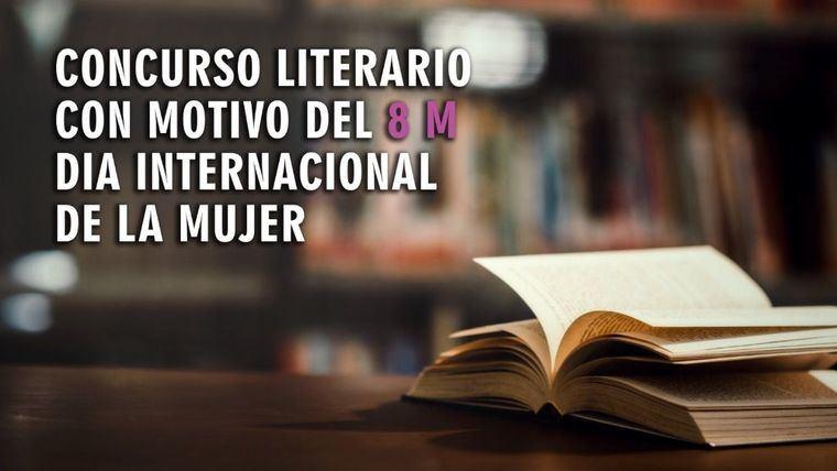 Abierto el plazo para el concurso literario del 8 de marzo