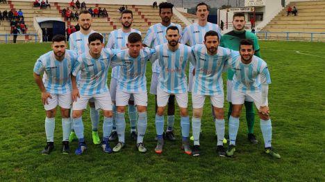 Juanjo y Cristian firman la victoria del EF Alhama en Cieza (1-2)