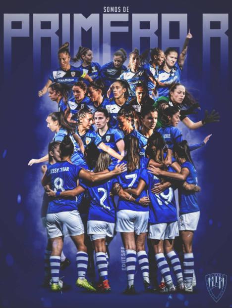 El Alhama CF Femenino ya es un equipo de Primera División B