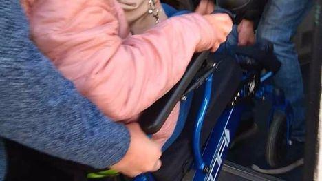 Más de 800 firmas por la accesibilidad del tren en Alhama
