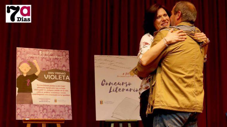 Pepi Cava fue Premio Violeta 2019.