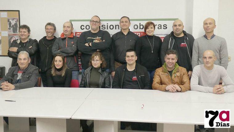 Sección sindical de CCOO en ElPozo Alimentación