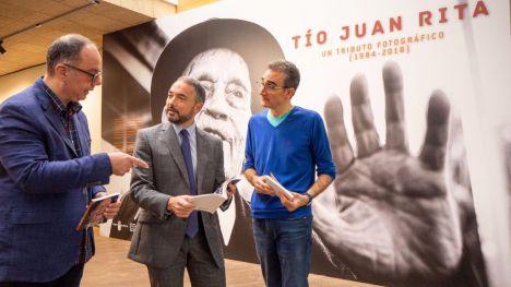 Abre sus puertas a la exposición en homenaje al Tío Juan Rita