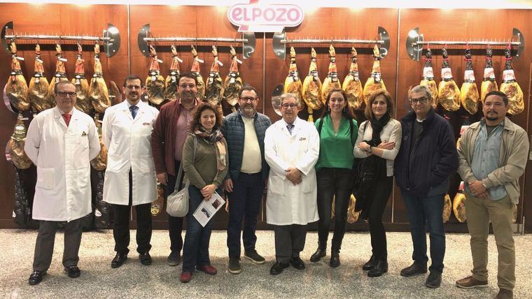Veterinarios y nutricionistas de Chile y Panamá visitan ElPozo