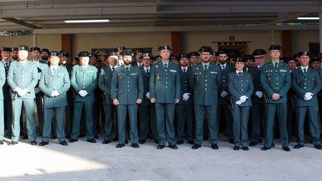FOTOS Alhama incorpora a un guardia civil para el SEPRONA