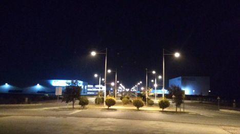 El Parque Industrial incorpora más cámaras e iluminación