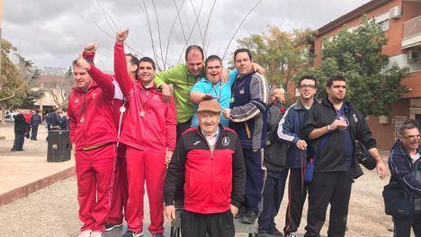 FOTOS 'Las Salinas A', campeones regionales de petanca