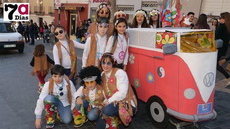 V/F El 'buen rollo' llega al carnaval desde el Príncipe de España