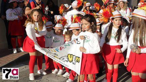 V/F El toque deportivo de las olimpiadas del CPC Azaraque