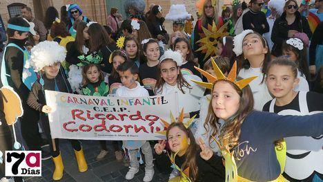 V/F La naturaleza del Ricardo Codorníu cierra el desfile infantil