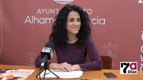 VÍDEO El Día de la Mujer en Alhama está de cumpleaños