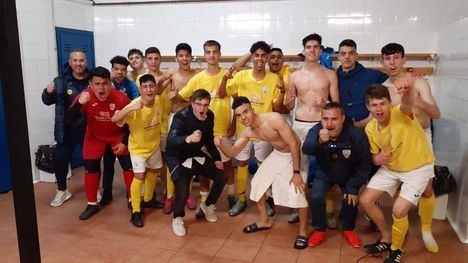 El juvenil del Alhama CF remonta y suma la 7º victoria de la cantera