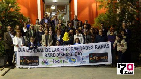 VÍDEO Alhama apoya la investigación de las Enfermedades Raras