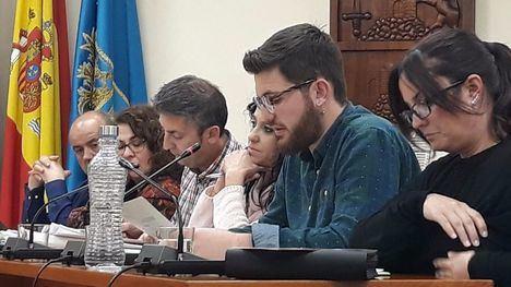 """VÍDEO La moción del """"quesito"""" sale adelante en el pleno de febrero"""