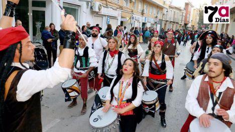 Cambios en el tráfico con motivo del desfile de Carnaval de Adultos