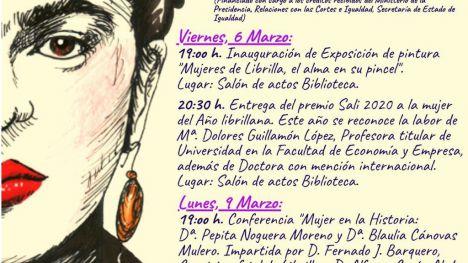 Así es la Mujer del Año 2020 en Librilla: María Dolores Guillamón