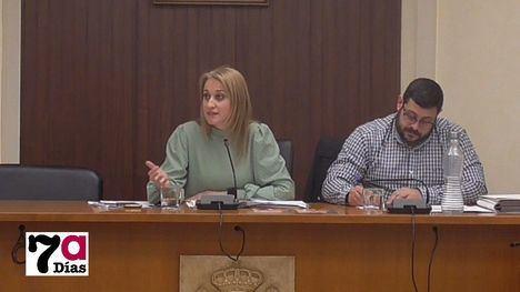 """VÍDEO Un """"error"""" o la """"mala fe"""" enfrenta a Vox y la alcaldesa"""