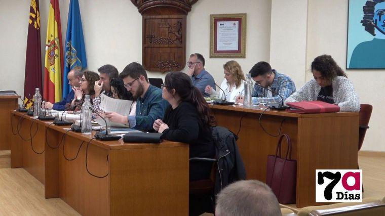 Valoración del PSOE del debate en el pleno de febrero de este martes