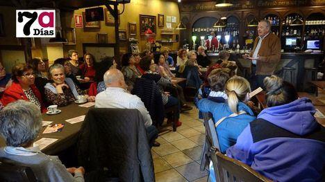 Alfonso Cerón inaugura los café-tertulias de CERES este 2020