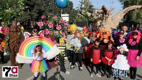 V/F La Costera muestra en el Carnaval la riqueza de la naturaleza